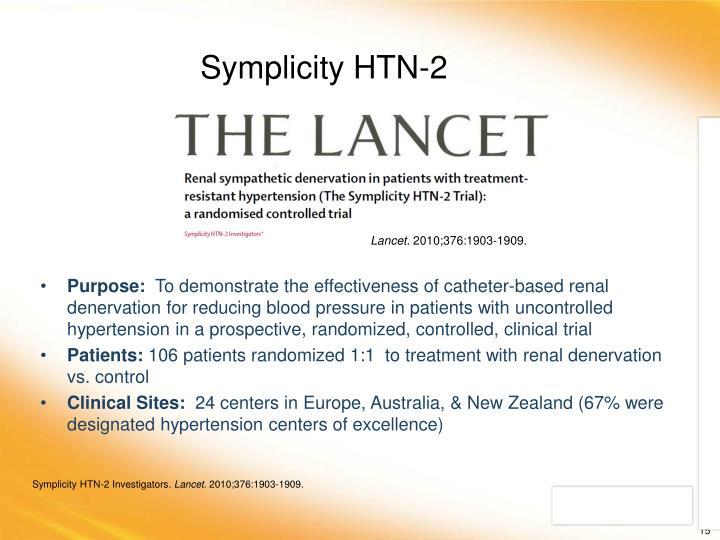 Symplicity HTN-2