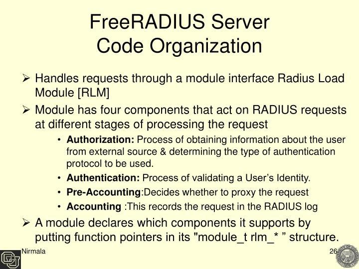 FreeRADIUS Server