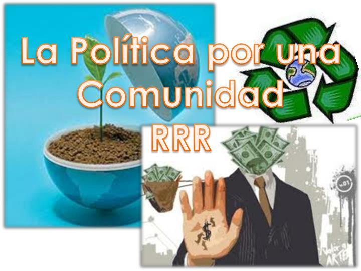 La Política por una Comunidad