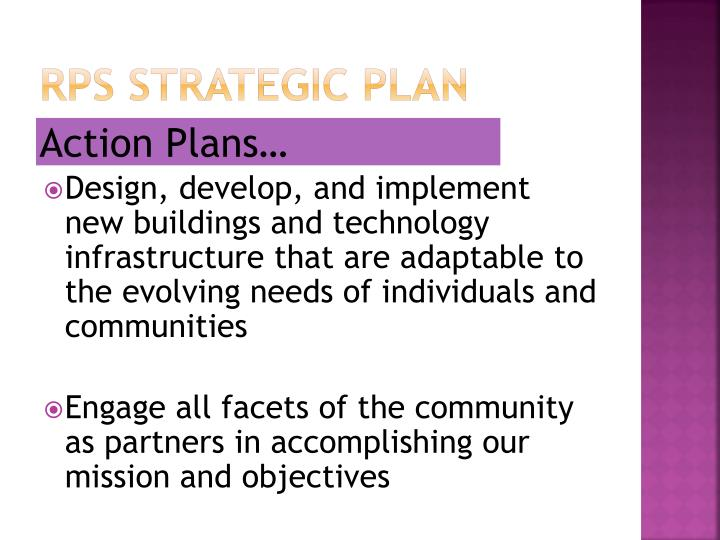 Rps strategic plan