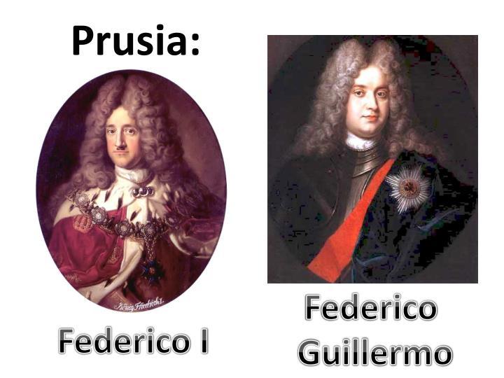 Prusia: