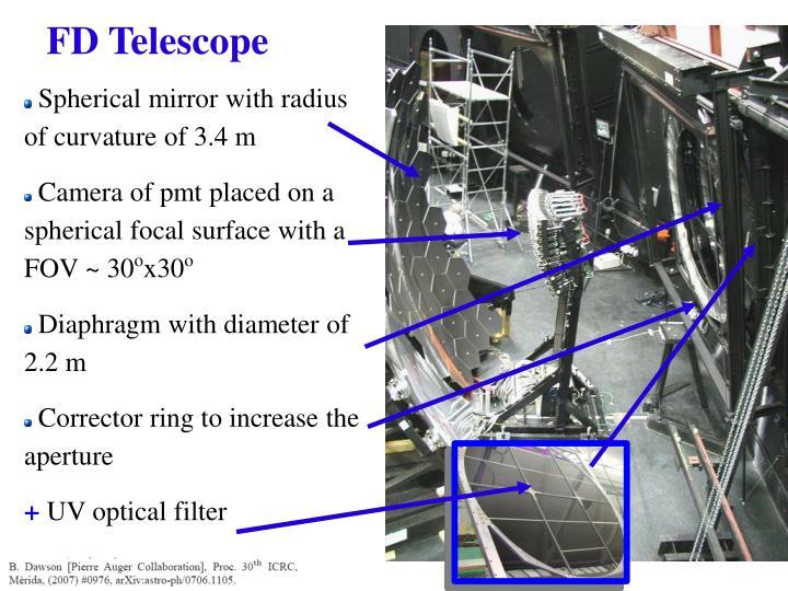 FD Telescope