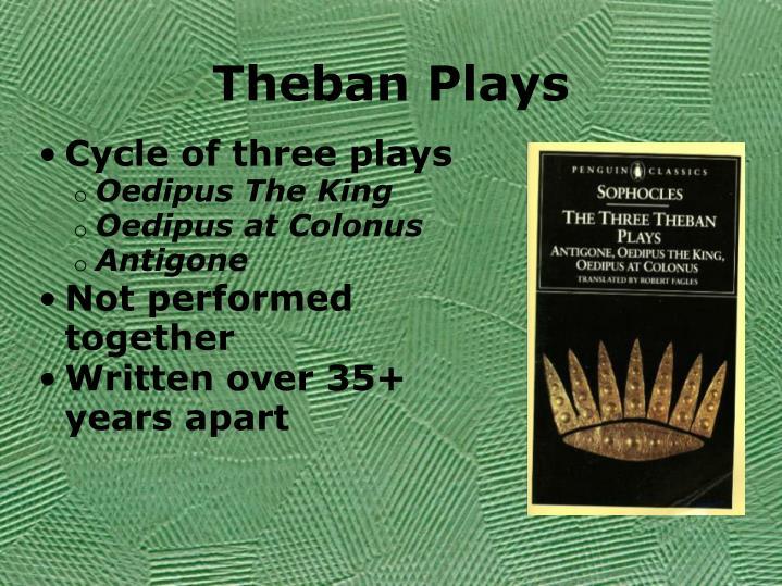Theban Plays