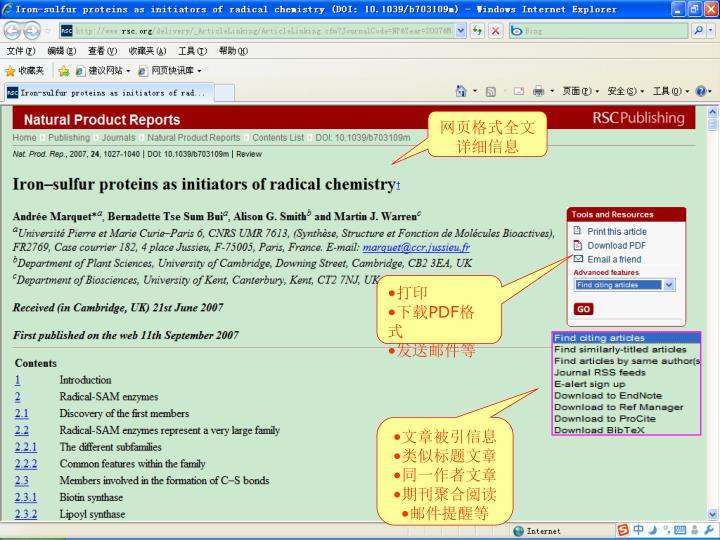 网页格式全文