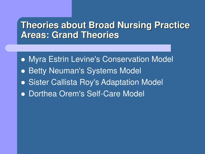 orems theory and family health nursing essay Orems self care theory background nursing essay orem's self-care deficit nursing theory is widely used regulator: physical health status of the family.