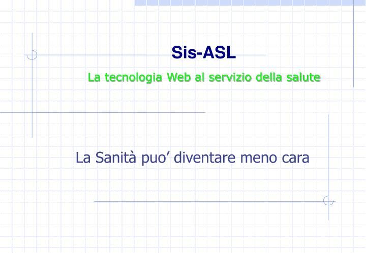 Sis-ASL