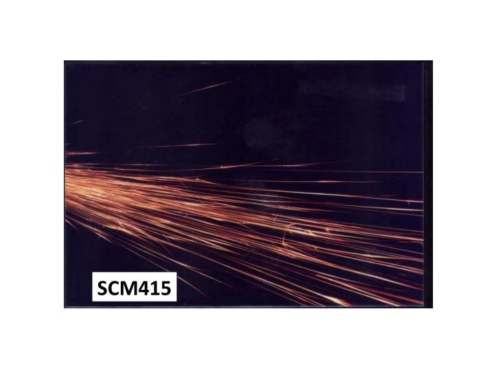 SCM415