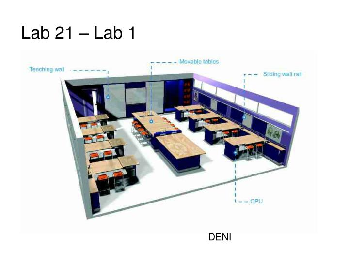 Lab 21 – Lab 1