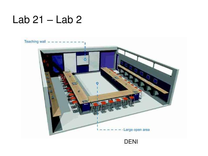 Lab 21 – Lab 2