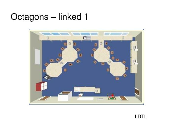 Octagons – linked 1