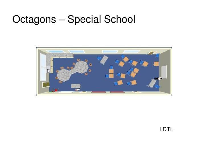 Octagons – Special School
