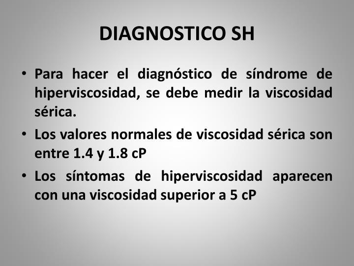 DIAGNOSTICO SH