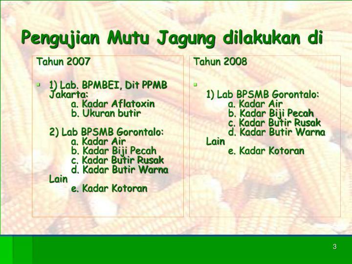 Tahun 2007