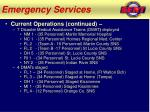 emergency services3