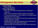 emergency services5