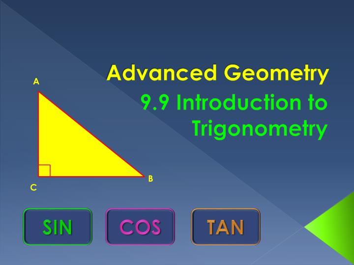 Advanced Geometry