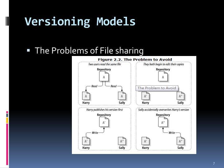 Versioning Models