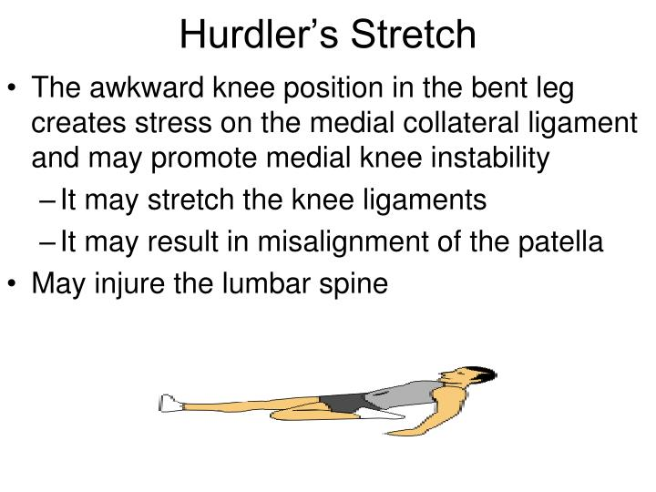 Hurdler's Stretch