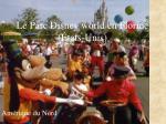 le parc disney world en floride tats unis