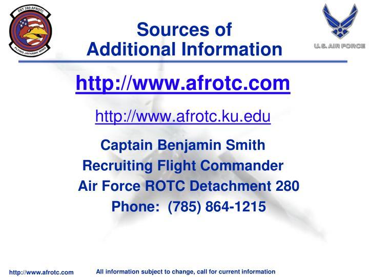 http://www.afrotc.com