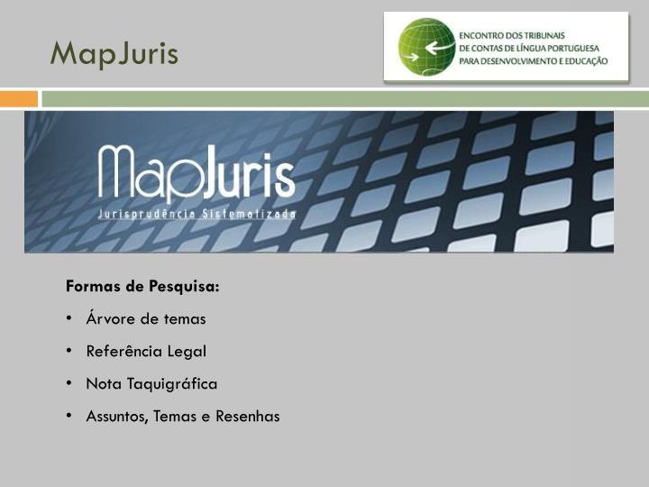 MapJuris