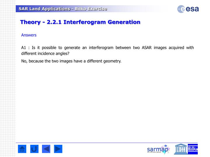 Theory - 2.2.1 Interferogram Generation