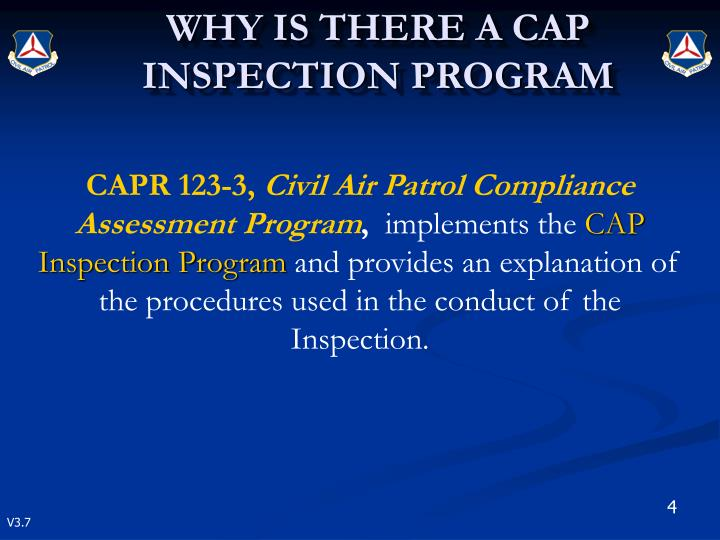 CAPR 123-3,