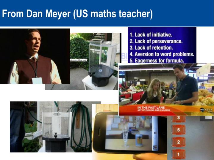 Dan Meyer Ted Talk