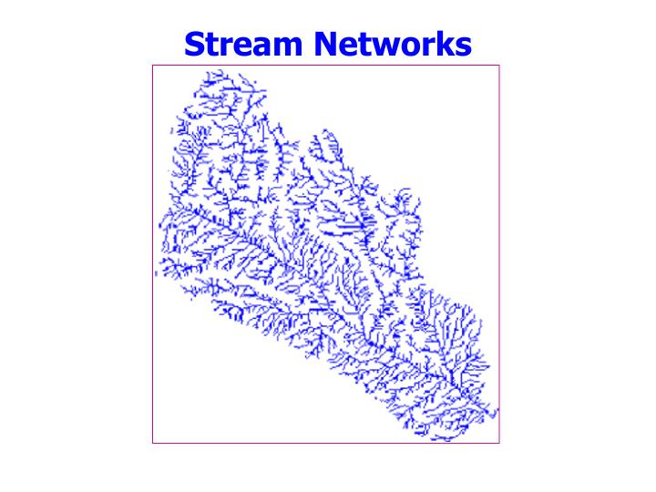 Stream Networks