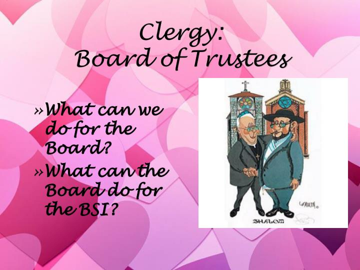 Clergy: