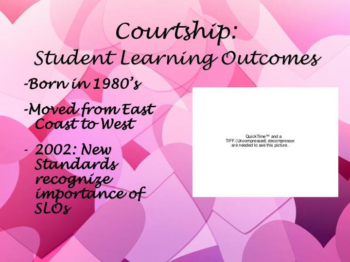 Courtship: