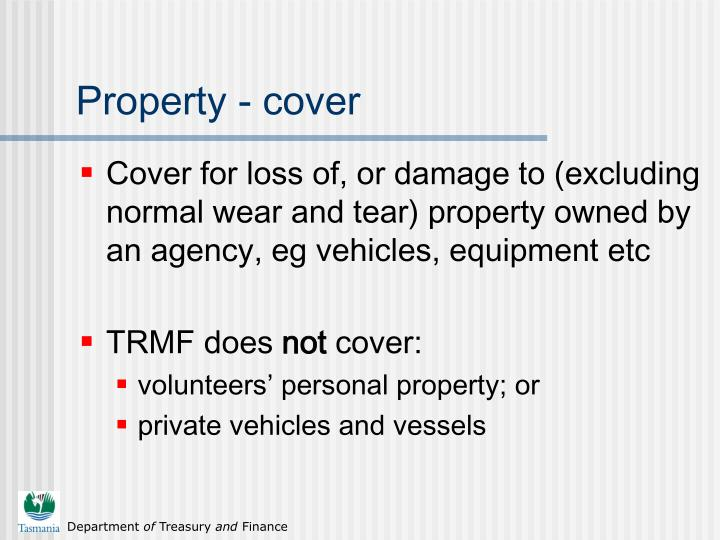 Property - cover