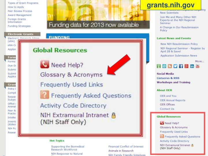 grants.nih.gov