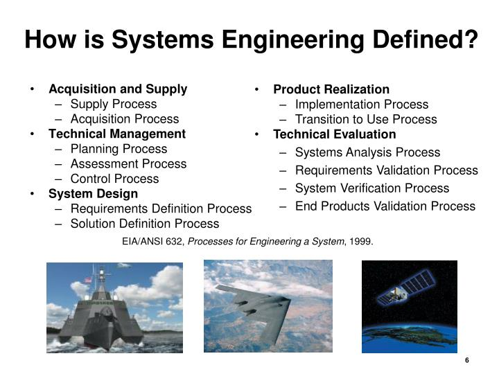 How is Systems Engineering Defined?