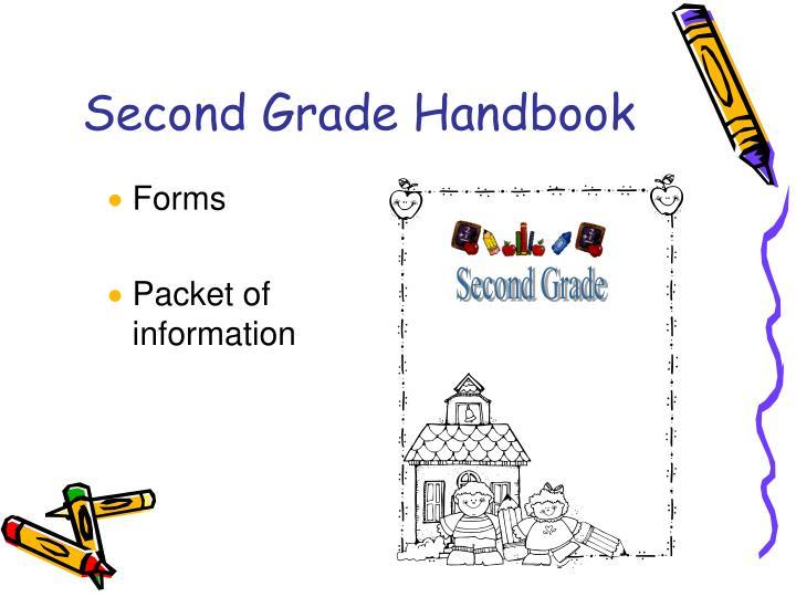 Second Grade Handbook