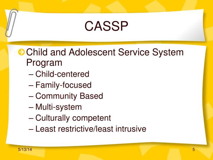 CASSP