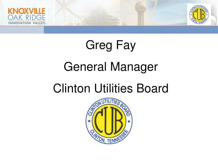 Greg Fay