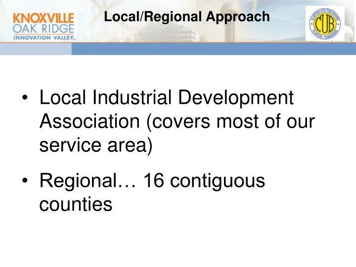 Local/Regional Approach