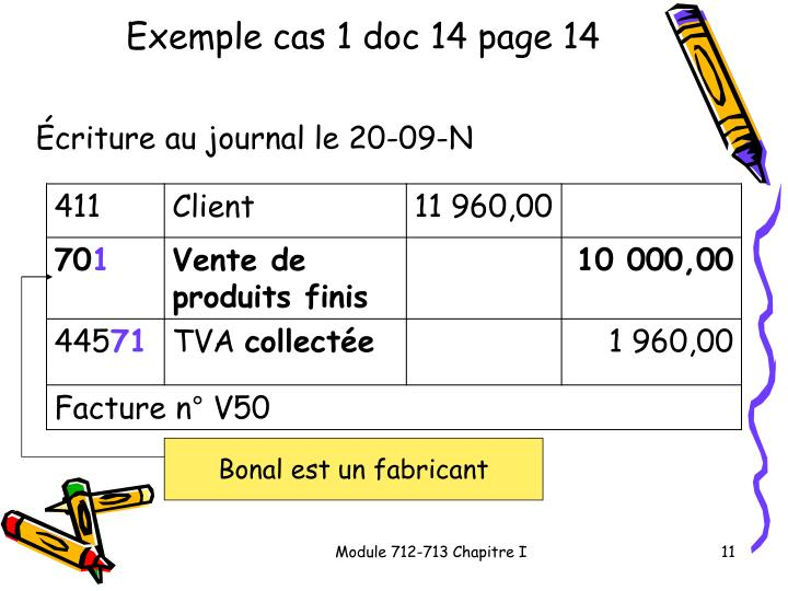 Exemple cas 1 doc 14 page 14