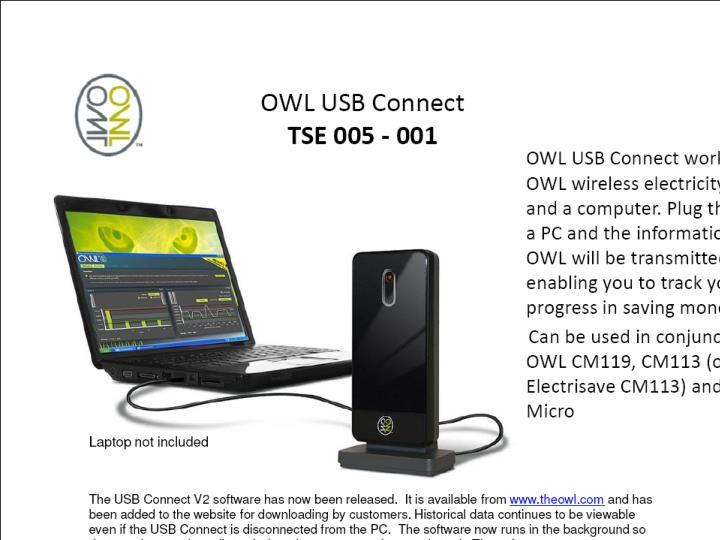 OWL USB Connect