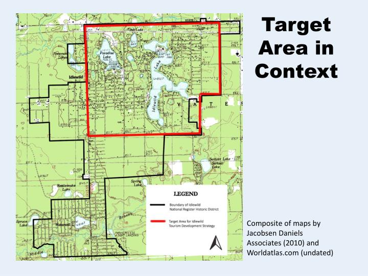 Target Area in Context