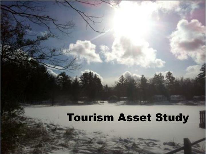 Tourism Asset Study