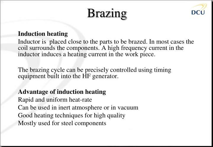Brazing