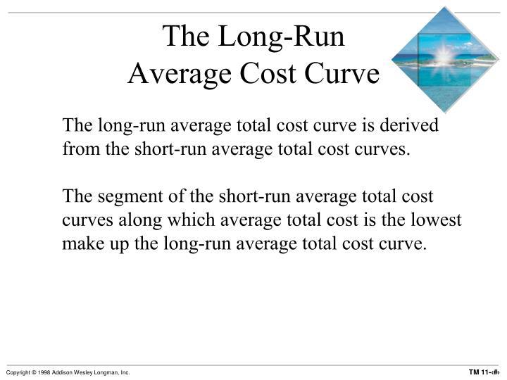 The Long-Run