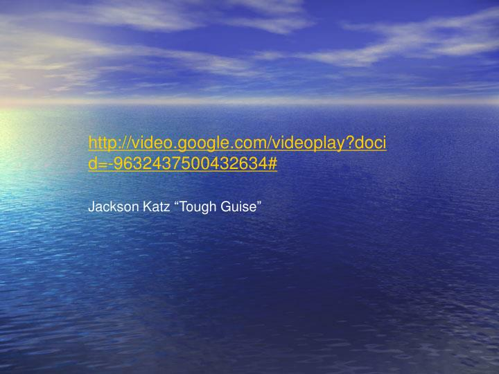 http://video.google.com/videoplay?docid=-9632437500432634#