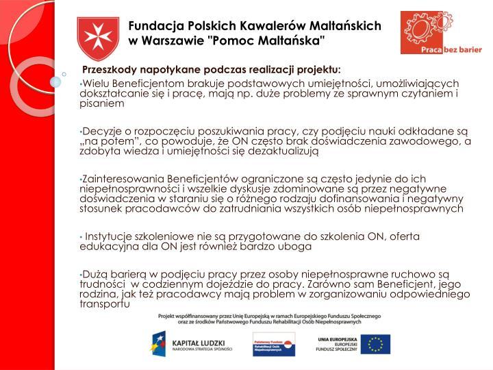 Fundacja Polskich Kawalerów Maltańskich