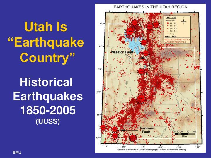 Utah Is