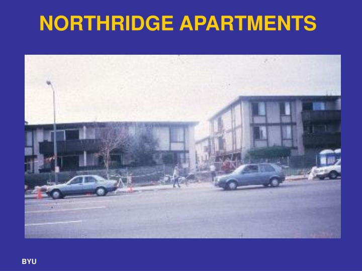NORTHRIDGE APARTMENTS