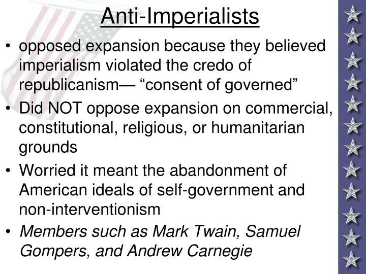 Anti-Imperialists