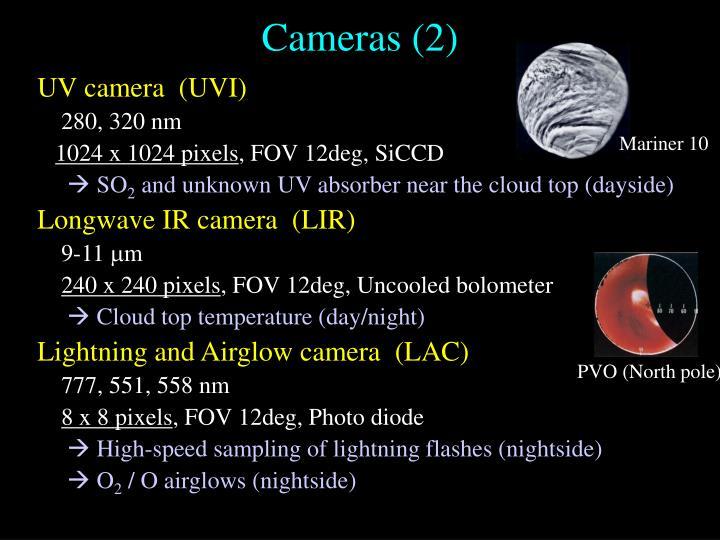 Cameras (2)